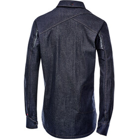 Protective P-Aight Tectron Long Sleeve Shirt Men deep blue
